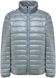 Surprise S 2020 Autumn Winter White Duck Downs Jacket Men Ultralight Portable Parkas Coat Casual Warm Windproof Jacket Male Outwear 5XL 6XL