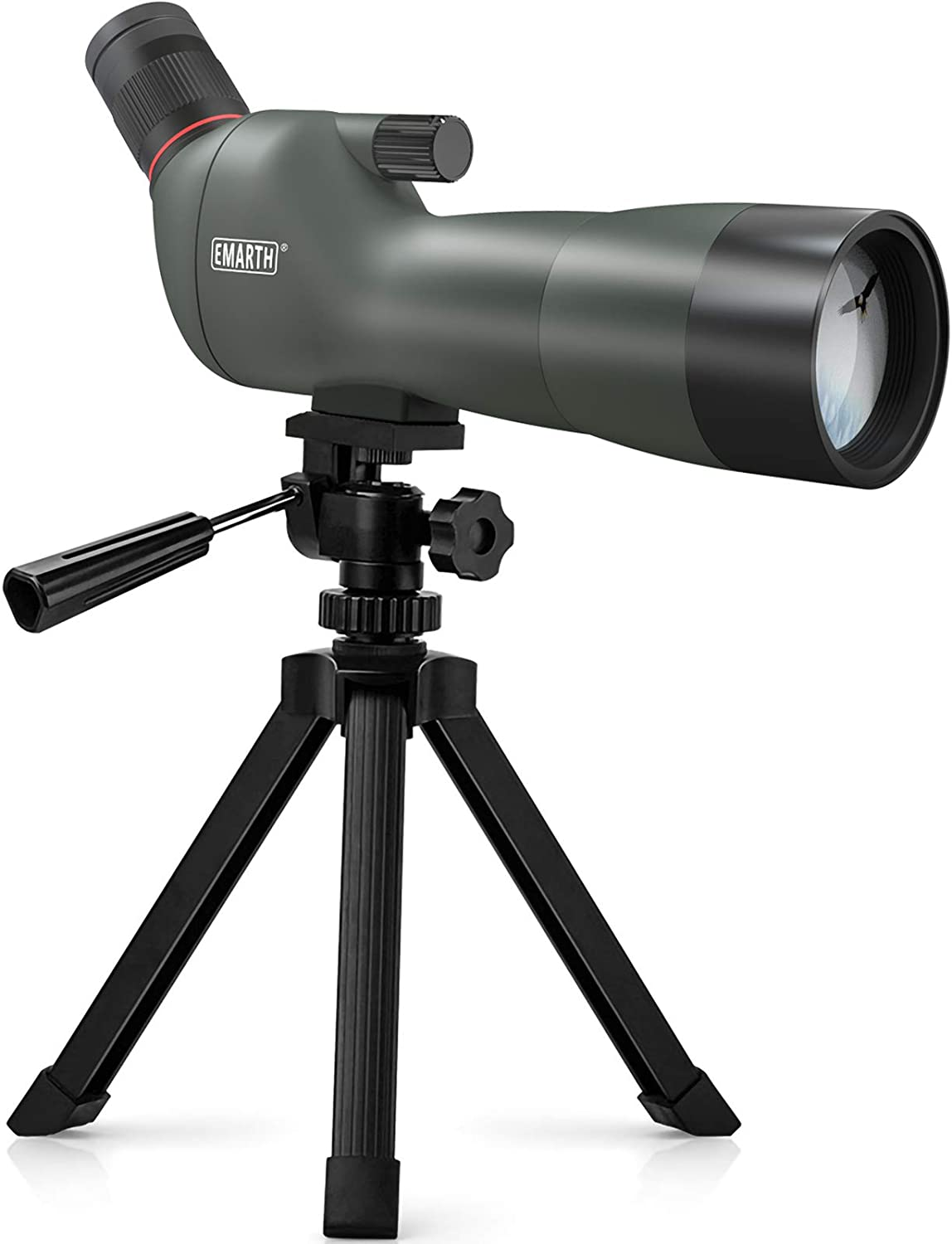 Emarth 20-60x60SE Straight Spotting Scope Review