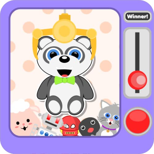 Claw Machine - Toy Prizes