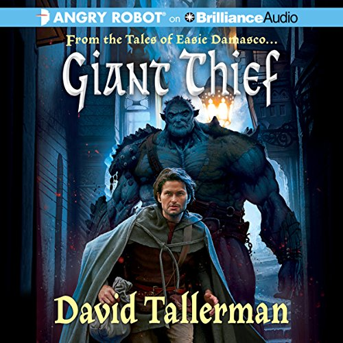 Giant Thief audiobook cover art