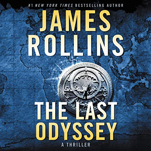 Couverture de The Last Odyssey
