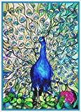 Orenco Originals Peacocks Glory by Louis Comfort Tiffany Counted Cross Stitch Pattern