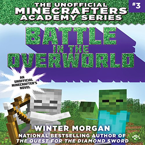 Battle in the Overworld audiobook cover art