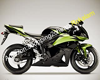 Motorbike Fairings For CBR600RR F5 2009 2010 2011 2012 CBR 600 RR 09-12 Green Black ABS Fairing Kit (Injection molding)