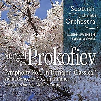 Prokofiev: Violin Concertos & Five Melodies