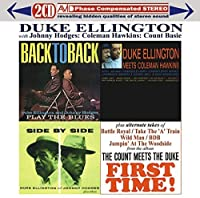 Plus-Back to Back / Side By Side / Duke Meets by Duke Ellington (2013-05-03)