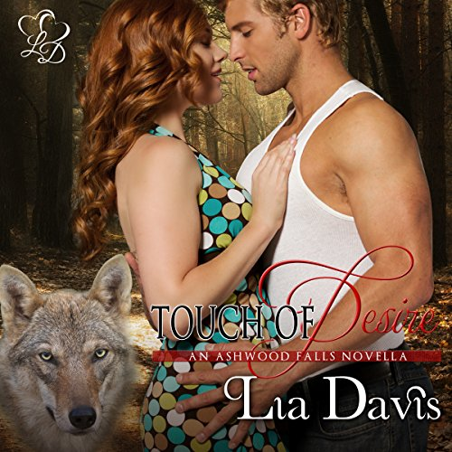 Touch of Desire audiobook cover art