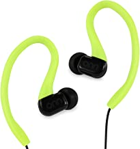 ONN Outdoor Activity Style Sports Soft Loop Hanger Vertical in-Ear Clips Earbud..