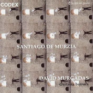 Murzia: Obres del Còdex Saldívar
