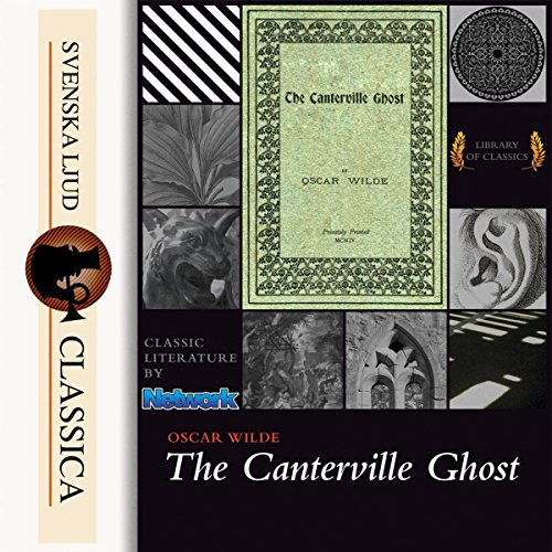 The Canterville Ghost Titelbild