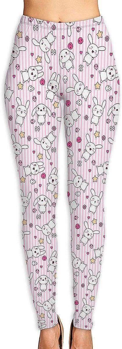Rabbit Cartoon Save money Gym Leggings Milwaukee Mall Yoga Sweatpants Pants