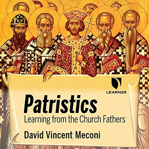 Patristics audiobook cover art