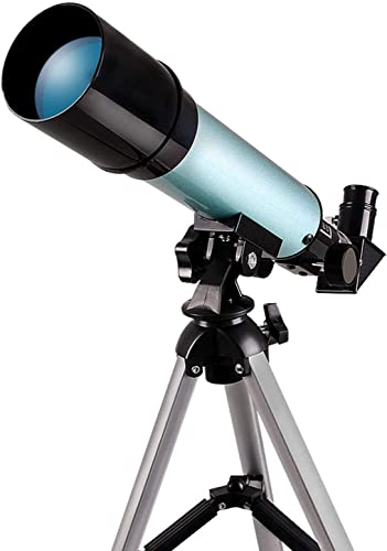 new arrival OPTIMISTIC Telescope sale for Kids, 50mm Monocular Astronomical Refracting Telescope for Adults Beginners, Telescopes for Astronomy Beginners, Lunar Observation Monocular Telescope lowest with Tripod Adjutable online