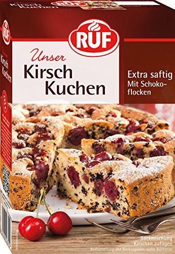 RUF Kirschkuchen, 8er Pack (8 x 435 g Packung)