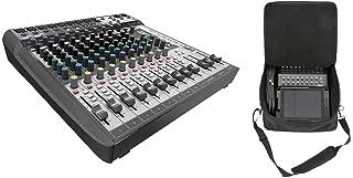 Soundcraft Signature 12 MTK 12 Channel Analogue Mixer/Recorder + SKB Gig Bag