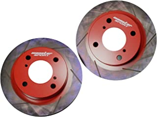 MONSTER SPORT ブレーキディスクローター【フロント】エブリイワゴン DA17W/DA64W 用 431300-3800M