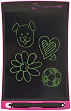 Boogie Board Jot 8.5 LCD Writing Tablet | Smart Paper for Drawing & Note Taking | Includes Pink eWriter & Stylus Pen