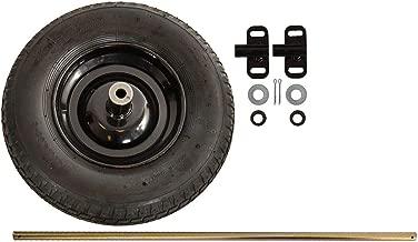 True Temper TWKT Wheelbarrow Two Wheel Conversion Kit
