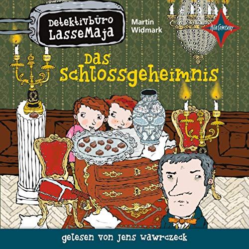 Das Schlossgeheimnis cover art
