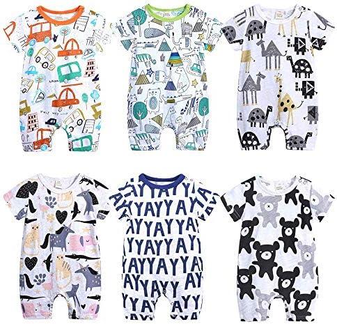 Jumpsuits Kinder Chiffon O-Ausschnitt Kurzarm Blumendruck T-Shirt Oben G/ürtelshorts Einstellen