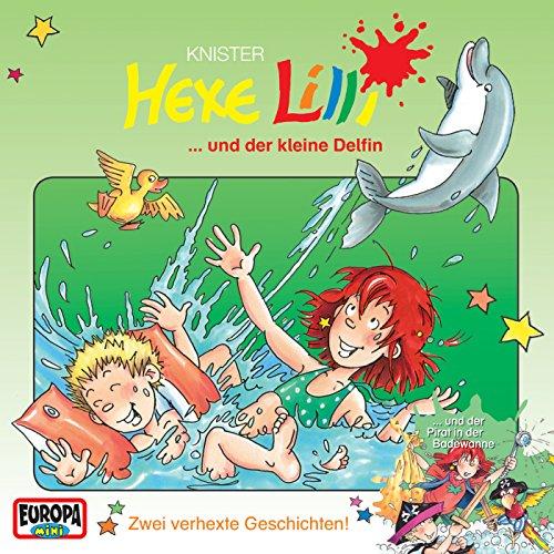 Hexe Lilli und der Pirat in der Badewanne (Teil 18)