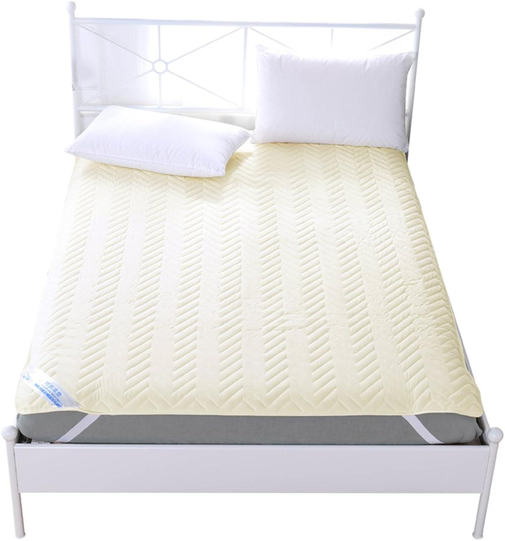 Mattress Double Tatami Mattress Predector Thin Money,Anti-skidding,Thicken,Bedroom,Mattress Mattress-B 150  200cm(59x79inch)