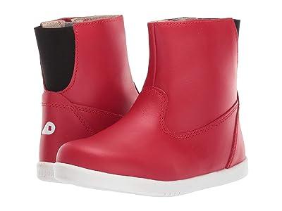 Bobux Kids I-Walk Paddington Waterproof Boot (Toddler) (Red) Kid