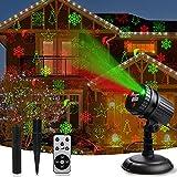 Christmas Laser Lights, Christmas Lights Projector Outdoor Christmas Decoration,...