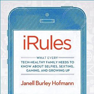iRules audiobook cover art
