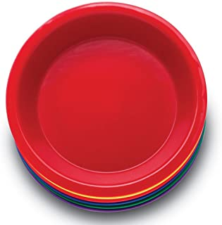 Learning Resources (UK Direct Account) LER0745 Resources Sorting Bowls (Set of 6) Classroom Supplies for Maths Learning Ac...