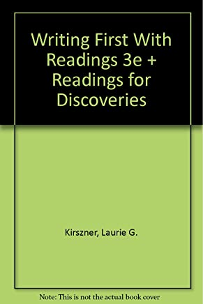 Writing First With Readings 3e + Readings for Discoveries