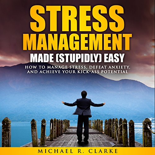 Stress Management Made (Stupidly) Easy Titelbild