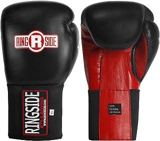 Ringside IMF Tech Sparring Gloves, Black/Red