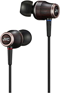 JVC HA-FW03 CLASS-S WOODシリーズ カナル型イヤホン ハイレゾ音源対応 HA-FW03