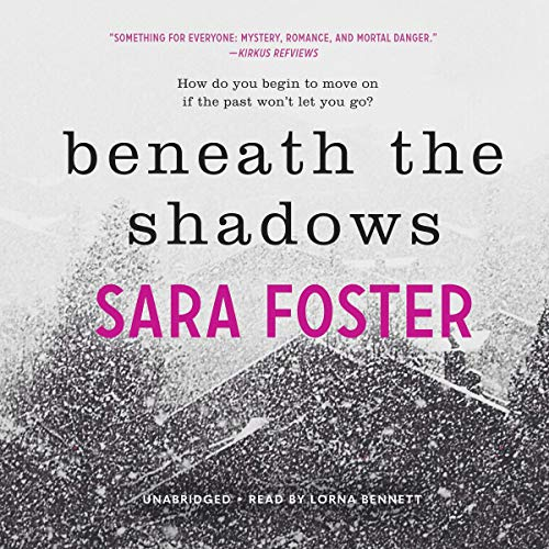 Beneath the Shadows audiobook cover art