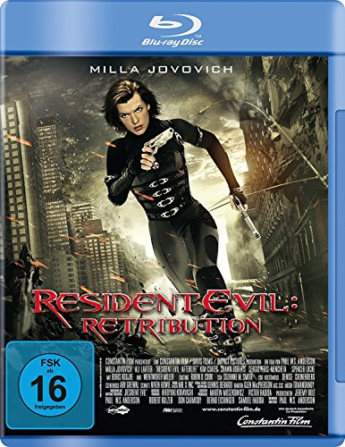 Resident Evil: Retribution [Blu-ray] [UK Import]