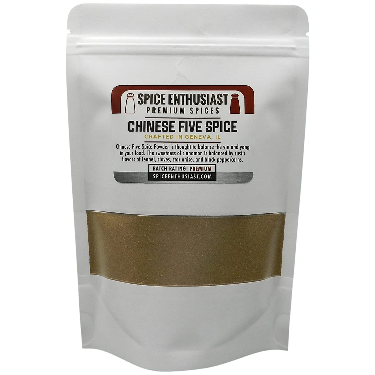 Spice Enthusiast Chinese Five Max Discount is also underway 65% OFF oz - 4 Powder