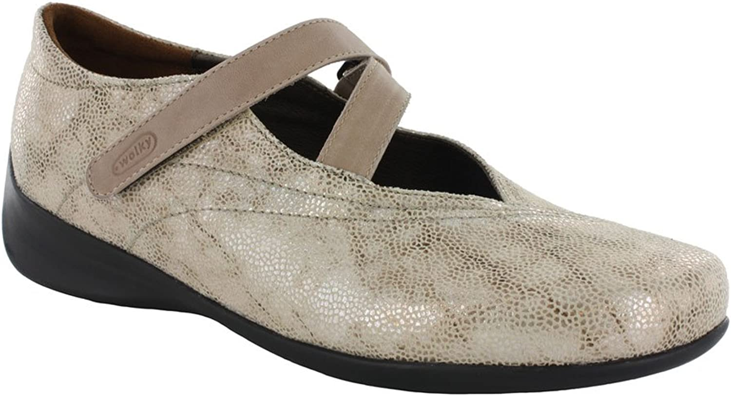 Wolky Comfort Mary Janes Silky