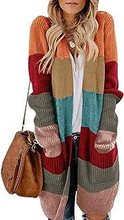Best rainbow cardigan sweater Reviews