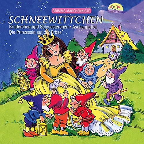 Grimms Märchenkiste 1     Vier Märchen              Autor:                                                                                                                                 Gebrüder Grimm                               Sprecher:                                                                                                                                 div.                      Spieldauer: 1 Std. und 7 Min.     2 Bewertungen     Gesamt 4,5