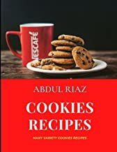 Cookies Recipes: Many Variety Cookies Recipes