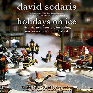 Holidays on Ice cover art