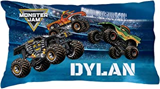 TV's Toy Box Monster Jam Arena Madness 20x31 Kids Grave Digger Pillowcase