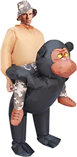 inflatable animal riding costumes