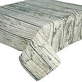 G.G.G. Mantel Tela de Tabla Antideslizante del algodón del Poliester Cubierta Simple...