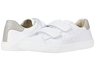 Gucci Kids New Ace Sneaker (Little Kid/Big Kid) Kid