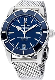 Blue Dial Stainless Steel Men's Watch AB2020161C1A1