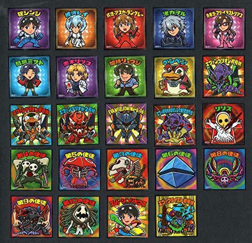 ビックリマン エヴァックリマン 序&破+Q フルコンプ 全48種
