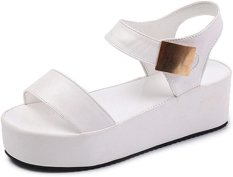 Women shoes Summer Wedge Sandals Suede Women Sandals Light Platform Sandals