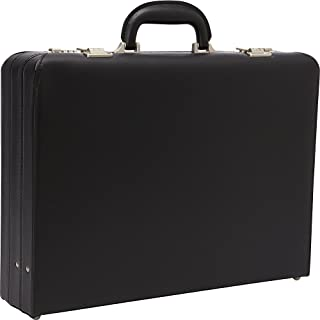 Heritage 17.3' Vinyl Single Compartment Computer Case/Attache